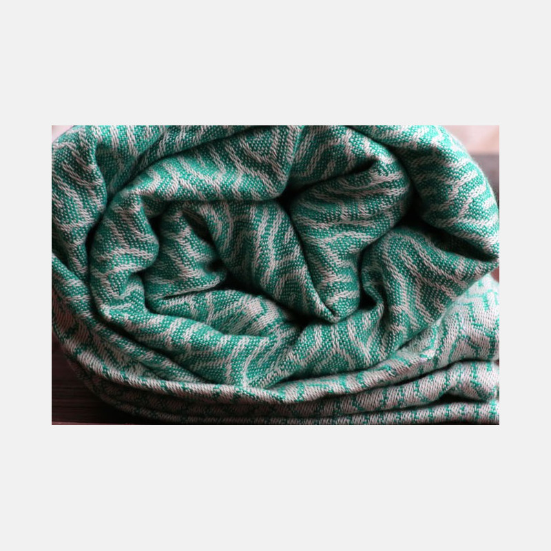 Yaro Turtle Emerald Ring Sling