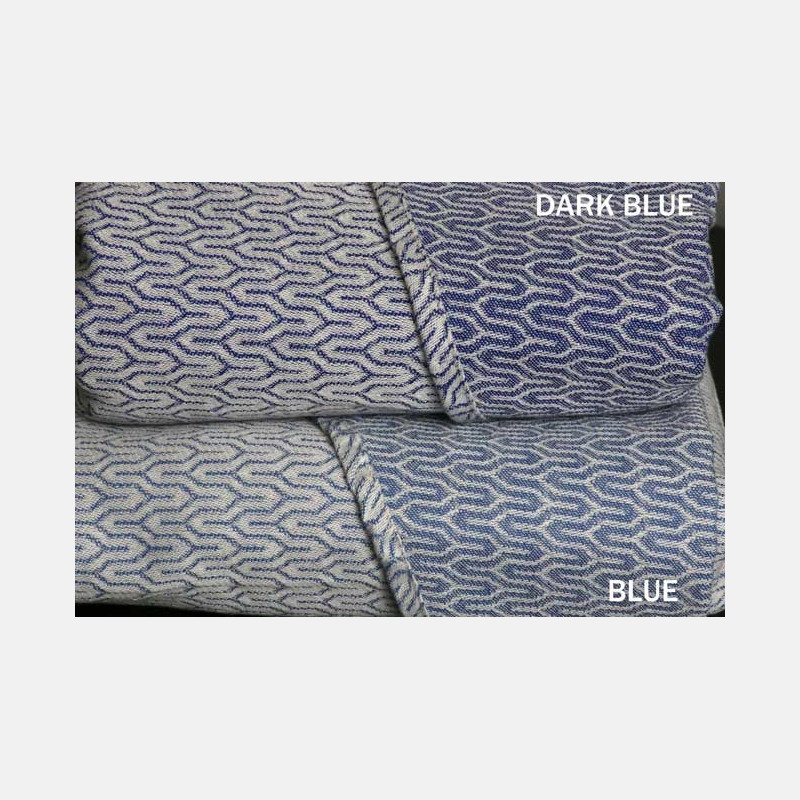 Yaro Turtle Dark-Blue Ring Sling