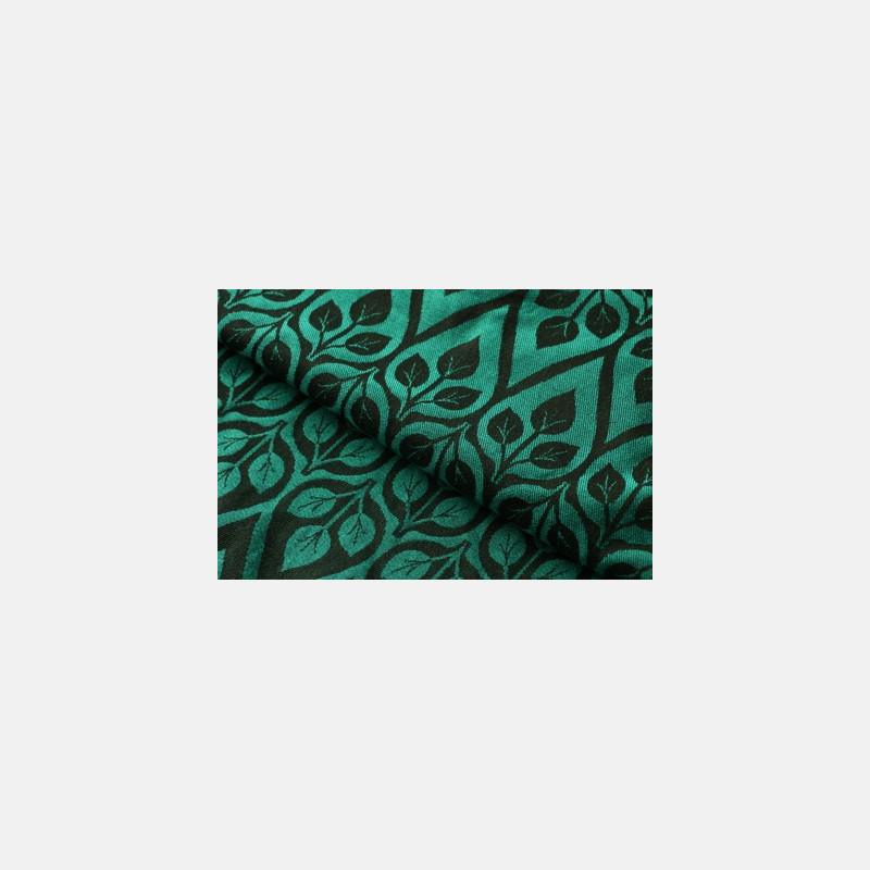 Yaro La Vita Emerald-Black Ring Sling