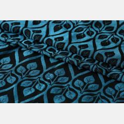 Yaro La Vita Blauw-Zwart Linnen