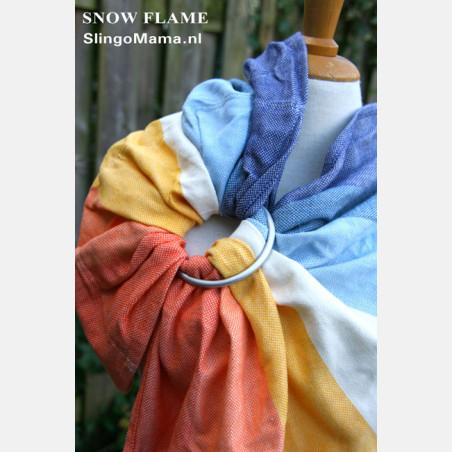 Girasol Snow Flame Ring Sling