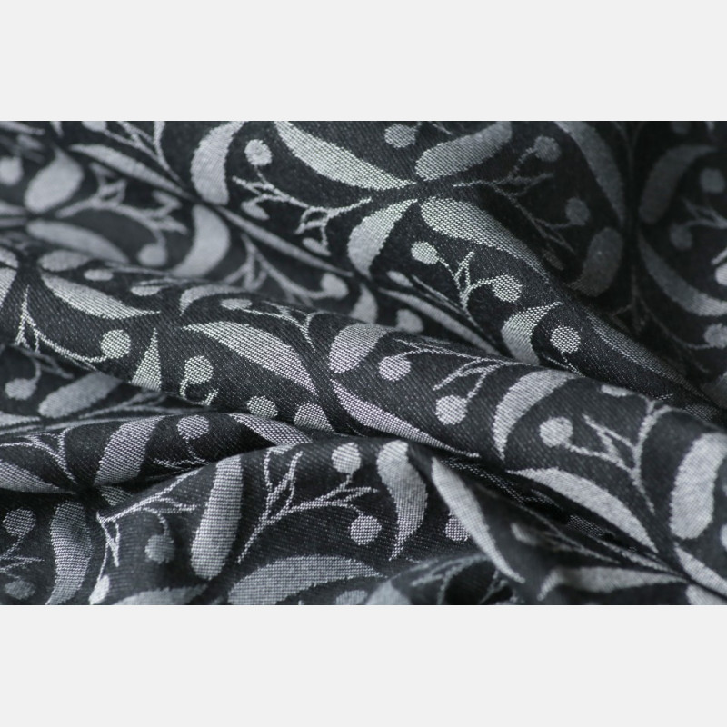 Yaro Retro Berry Black-White Repreve