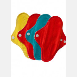 MaM Design Menstrual Pads Ecofit 4 Mini