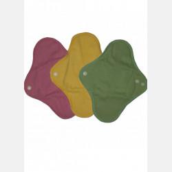 MaM Design Menstrual Pads Ecofit 3 Regular Plus