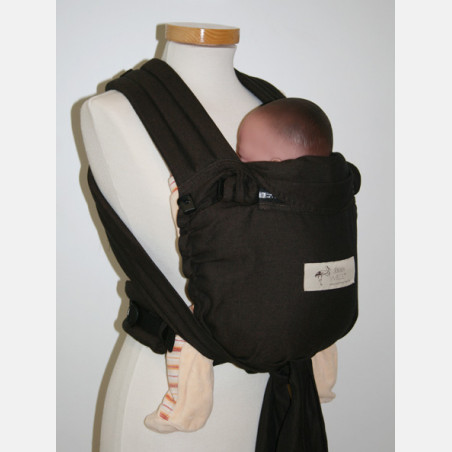 Storchenwiege Baby Carrier Choco
