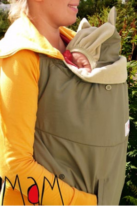 Babywearing Covers