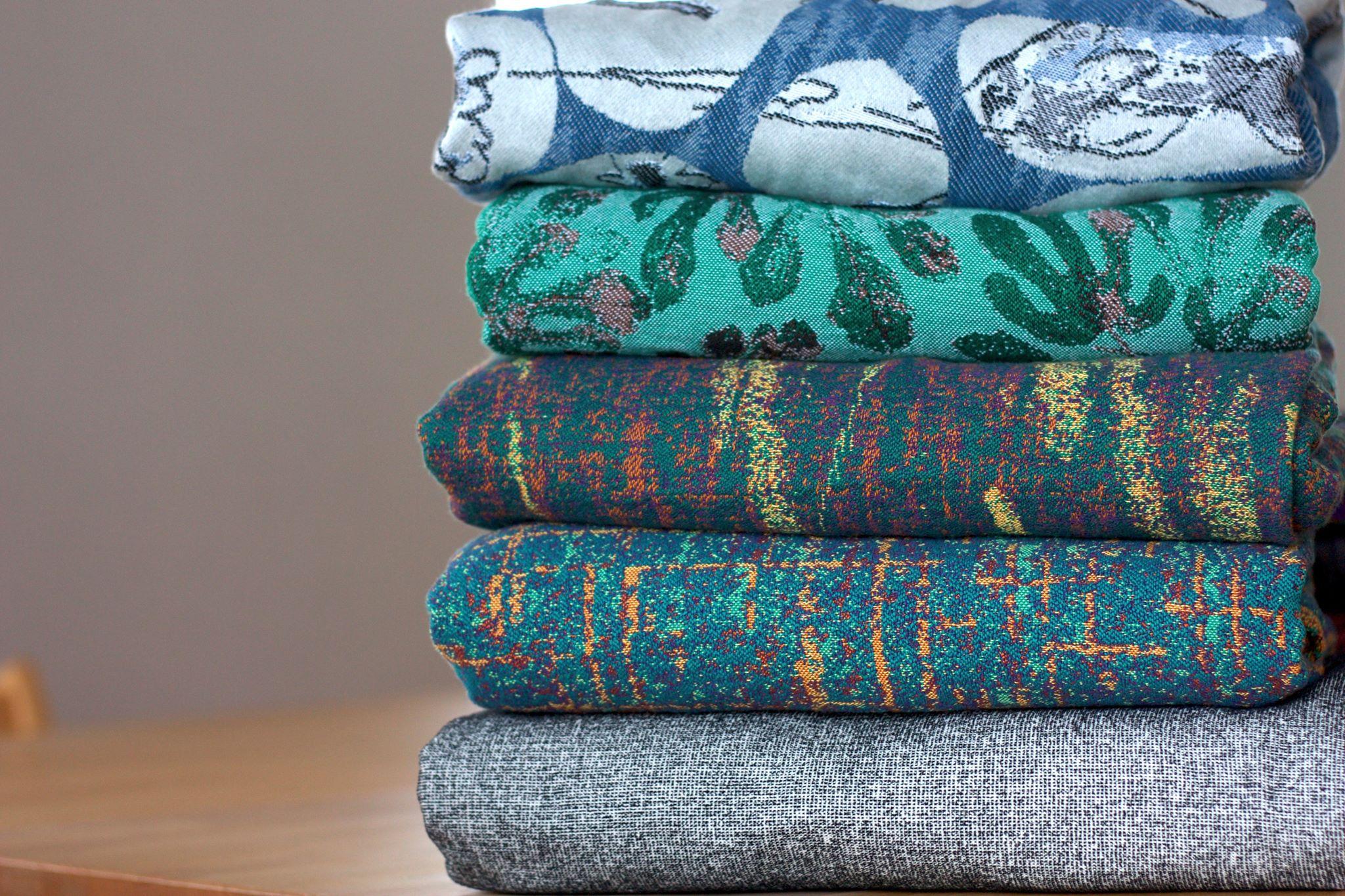 yaro woven wrap duo weave